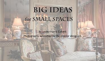 Big Ideas for Small Spaces | 4Memphis Magazine