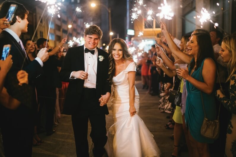 4Memphis October's Featured Wedding