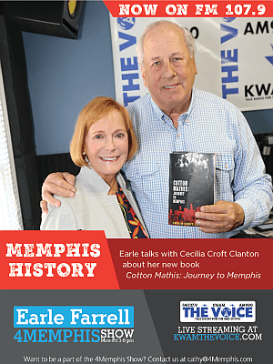 4Memphis Show with Earle Farrell