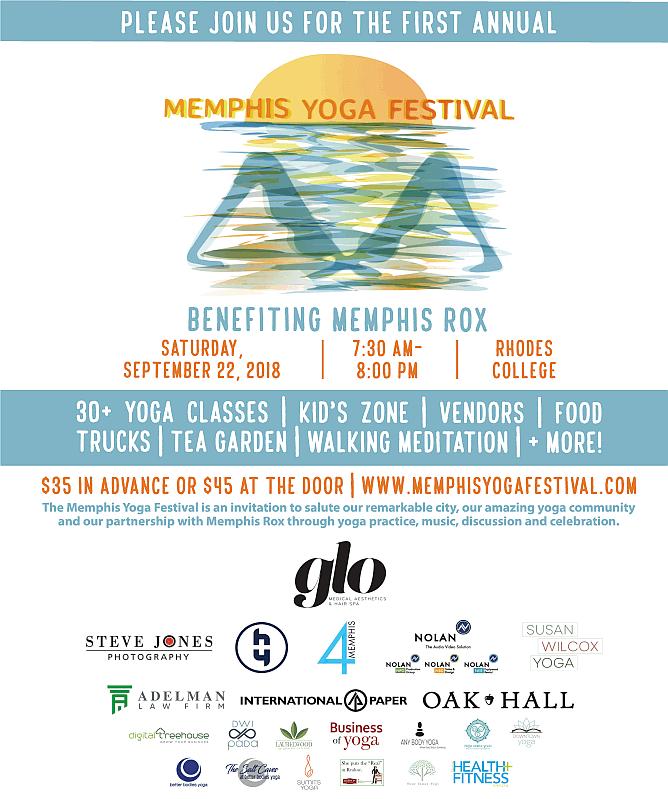 Memphis Yoga Festival