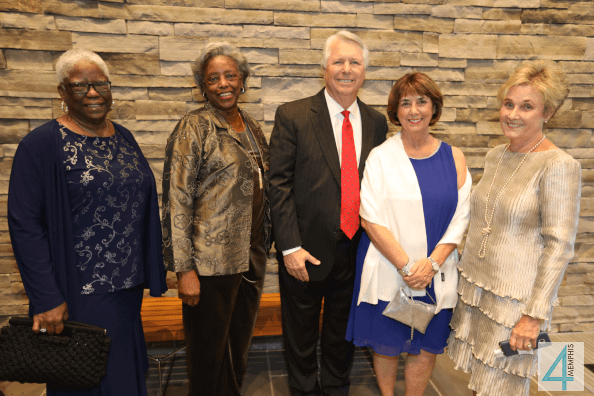 4Memphis Presents Carolyn Milan, Patricia Shores, Marty & Debbie Petrusek, Susan Scott at the 11th Annual Gift of Life Gala
