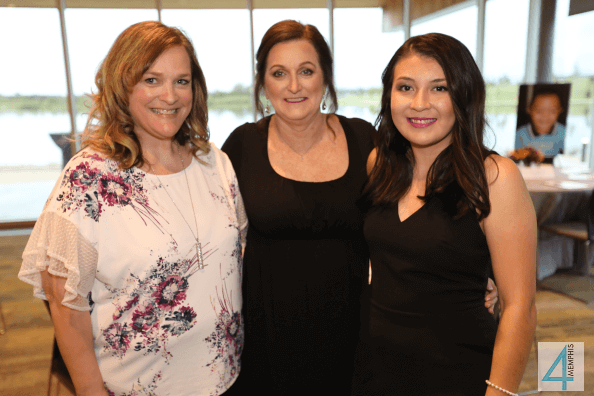 4Memphis Presents Janet Workman, Belinda Eakin & Esmeralda Garcia at the 11th Annual Gift of Life Gala