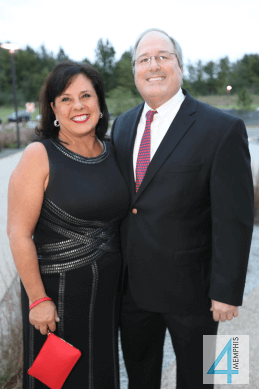 4Memphis Presents Michelle & Frank Rogers at the 11th Annual Gift of Life Gala