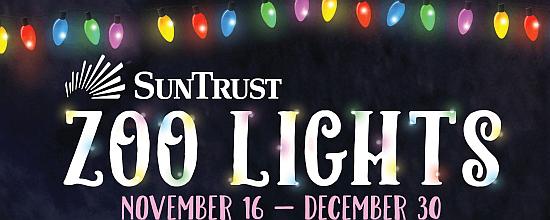 Suntrust Zoo Lights At The Memphis Zoo 4memphis Magazine
