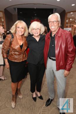 Betty Hays, Judy McLellan & Gary Smith
