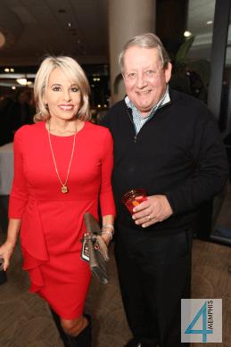 Valerie Calhoun & John Elkington