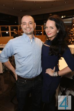 Drew Palazola & Joelle Pittman
