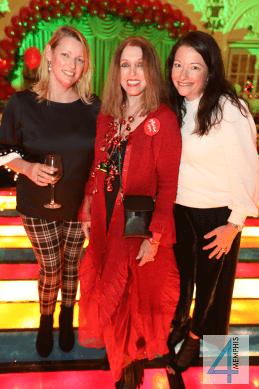 Kathy Romaine, Pat Kerr Tigrett & Brooke Shannon