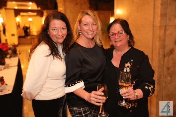 Brooke Shannon, Kathy Romaine & Randa Rosenblum