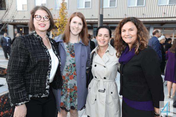 Amy Beth Dudley, Elizabeth Warren, Julia McDonald & Katie Enright