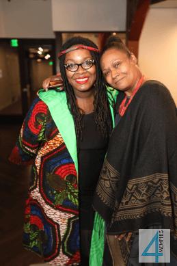 Tonya Dyson & Linda Steele