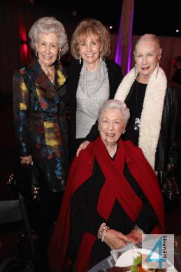 Billie Jean Graham, Pat Massengill, Babbie Lovett & Florence Leffler