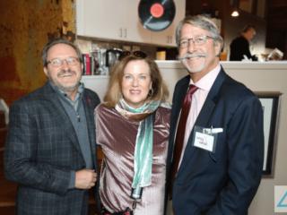 Robert Burns, Pamela Hauber & Danny Sumrall