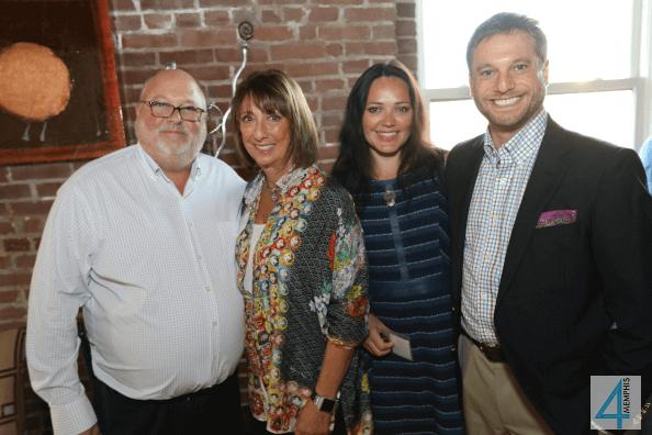 Dr. Roy & Lydia Bors-Koefoed,Gigi O'Connor & Bram Bors-Koefoed