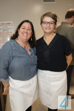 Lisa Taylor & Gretchen Vollman