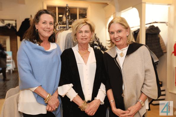 Frances Montgomery, Gina Yauger & Carol Stout