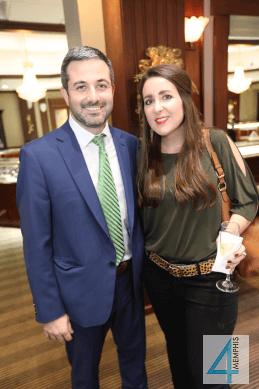 Philip Gattas & Kathryn Parker