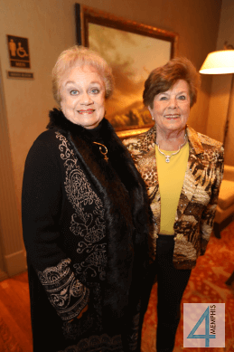 Rosemary Ballinger & Mary Jane Criss