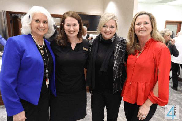 Marion Marr, Tiffany Brimhall, Alice Higdon & Karen Johnston