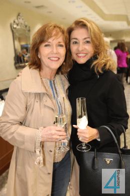 Jenny Vergos & Kim Pitts