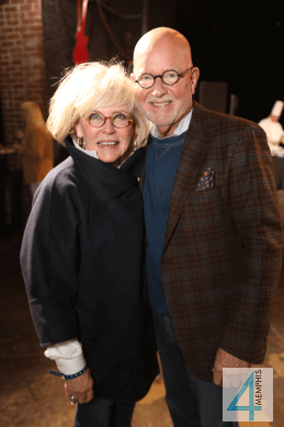 Judy & Mickey McLellan