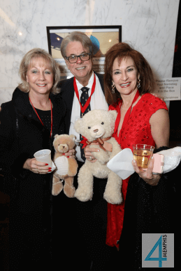 Pam Smith, Jim Wilson & Laurie Golden