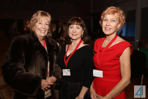 Terri Patton, Jean Oliver & Camilla Wilson