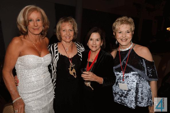 Debbie Halbrook, Sandy Brewer, Dianne Day & Pat Harris