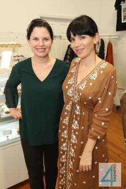 Rachel Mullen & Angelique Sloan
