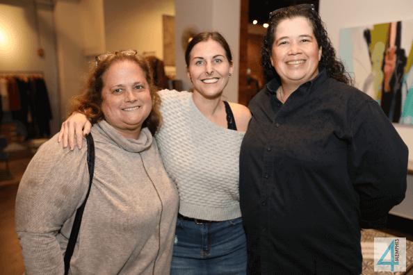 Beth Murphree, Erika Smith & Brittany Beaver