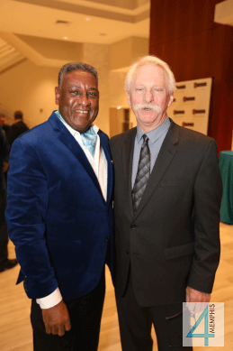 Lester Brown & Ron Jewell