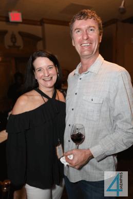 Katherine Robison & Mark Franklin