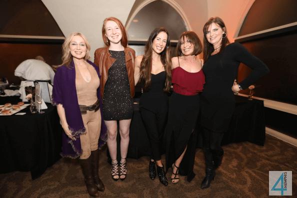 Heidi & Mindy Shafer, Michaela Dockery, Tomi Beckmeyer & Karen Elledge