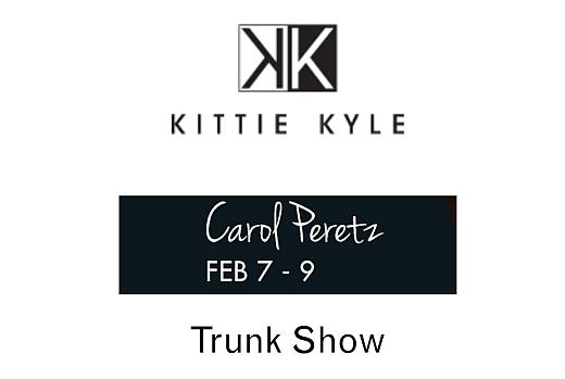 Kittie Kyle 2019 Carol Peretz Trunk Show