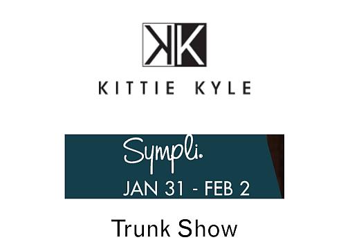 Kittie Kyle 2018 Sympli Trunk Show