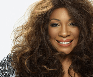Mary Wilson at the Halloran Centre