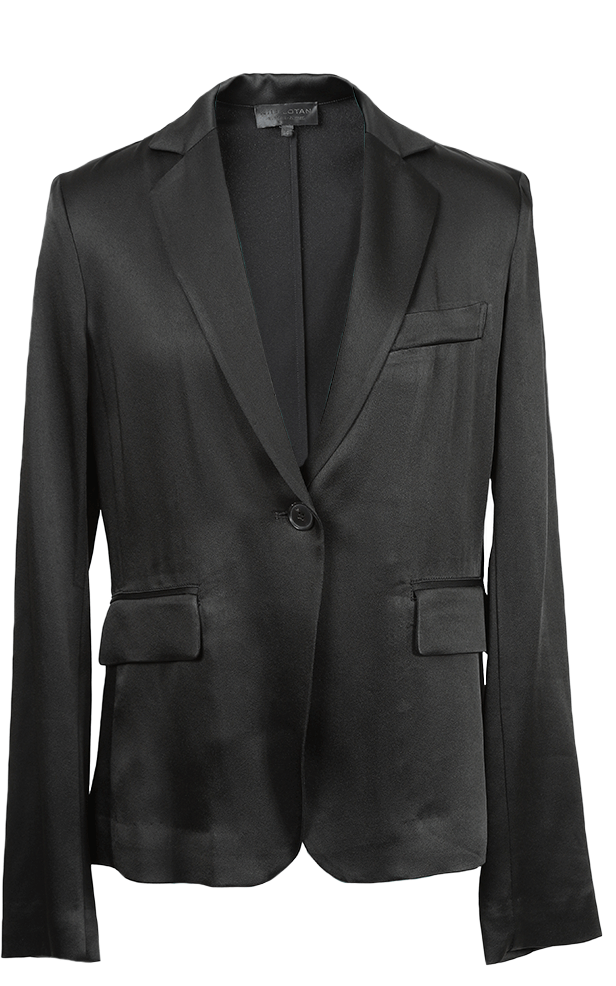 Black blazer from Oak Hall