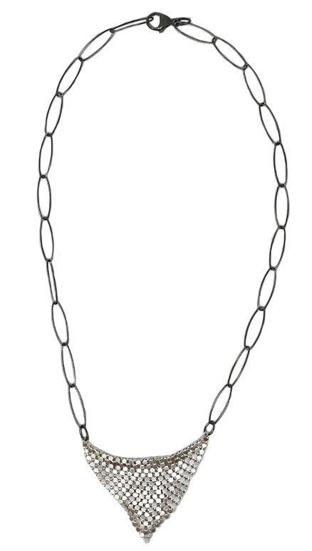 Chain necklace from Sorelle Boutique