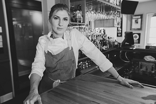 Chef Meredith Gardner