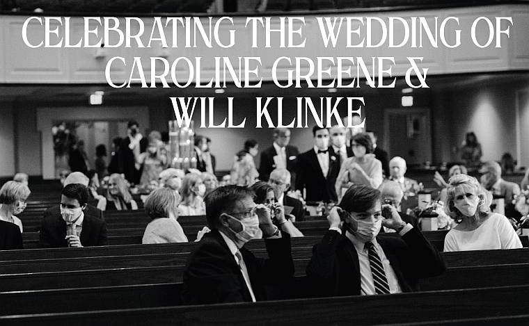 Caroline Greene & Will Klinke
